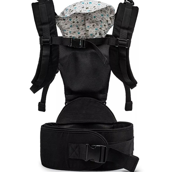 Brighter Elements 5 Position Baby Carrier Hip Seat
